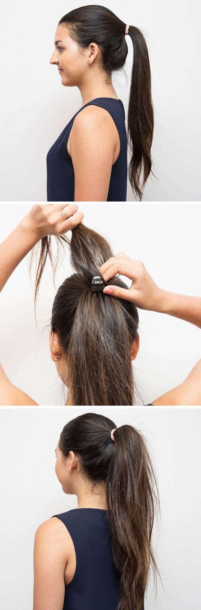 Как сделать волосы объемнее и гуще
