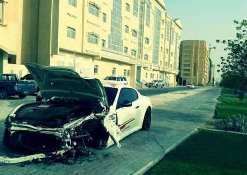 -Роскошные- аварии и ДТП (22 фото)