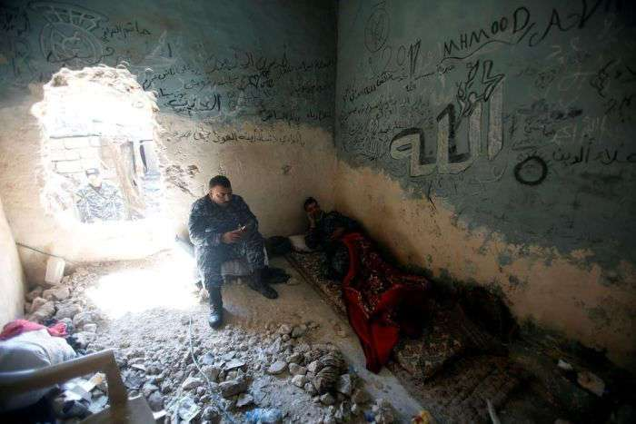 Повседневная жизнь граждан Ирака (33 фото)