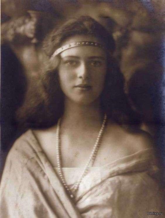 Женская красота из прошлого (20 фото)