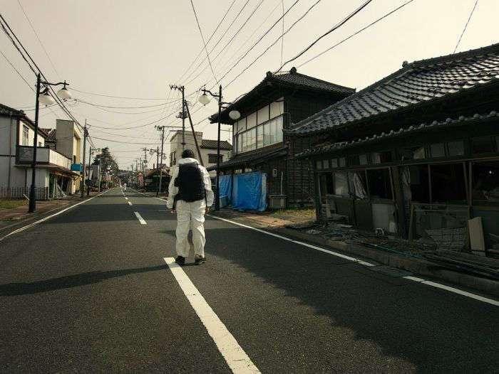 Экскурсия по Красной зоне АЭС Фукусима-1 (26 фото)