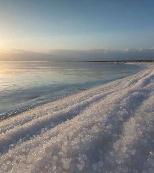 Топ-25: Интересные факты про Мёртвое море
