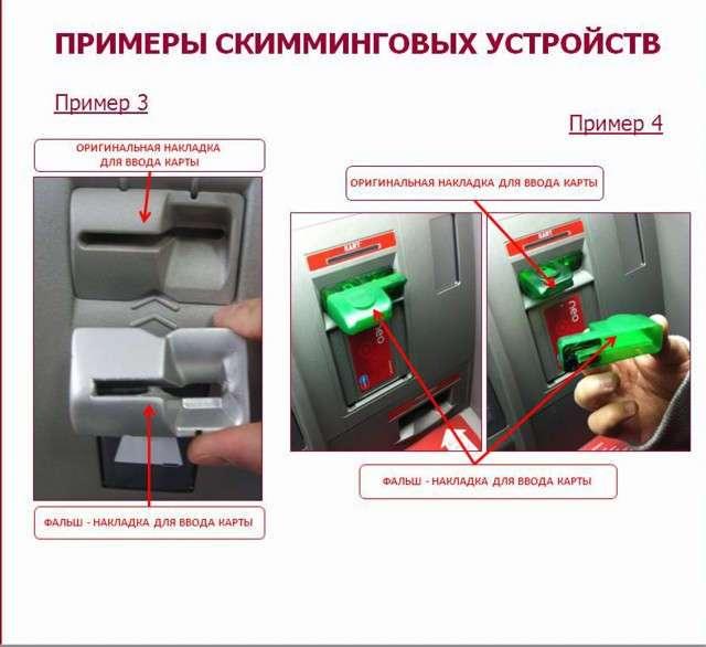 Киберполиция рассказала, как уберечь себя от мошенников при использовании банкоматов
