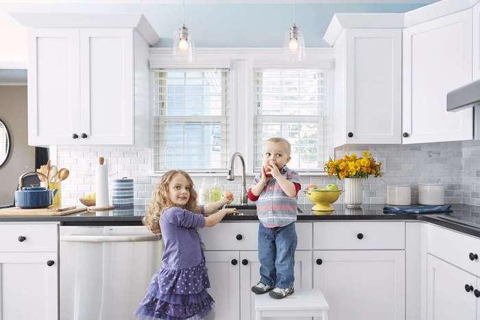 Уютная и функциональная кухня в несколько шагов. Обязательно воспользуюсь этими советами!