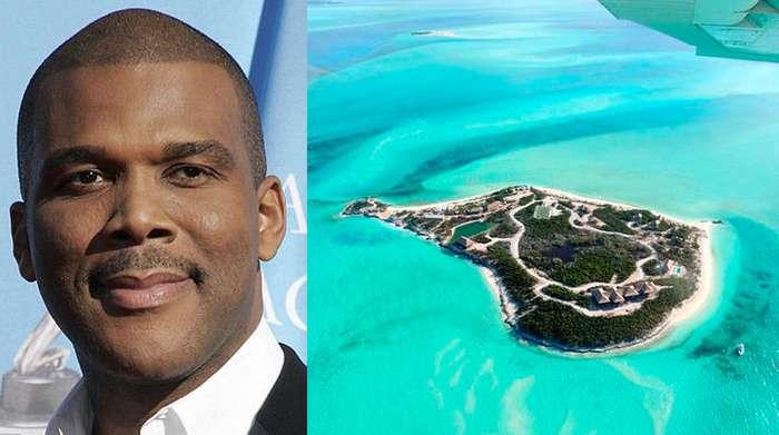 10 знаменитостей, у которых есть свои собственные острова!