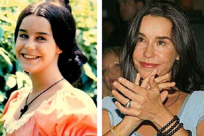 Актеры легендарного сериала -Рабыня Изаура- 40 лет спустя