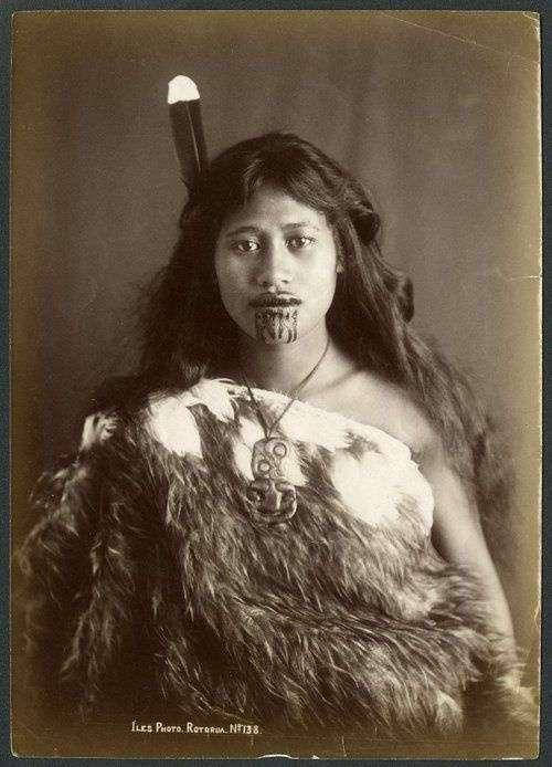 От истории этой женщины и ее татуировки кровь стынет в жилах…