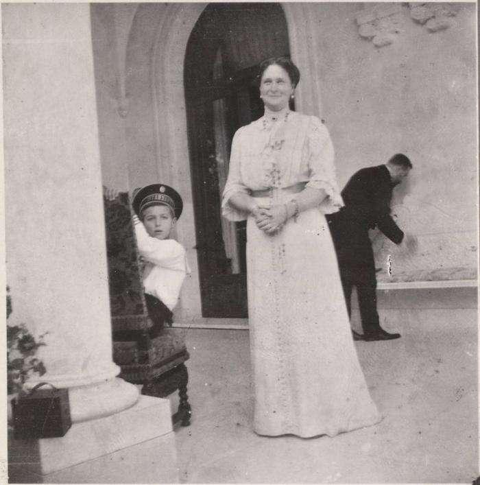 Редкие фотографии семьи Романовых (22 фото)