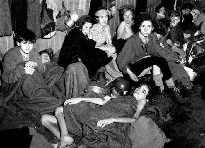 Женщины на Второй мировой (45 фото)