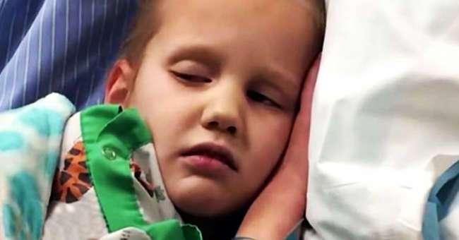 5-летняя дочь умирает на руках у родителей спустя 6 месяцев после неправильного диагноза