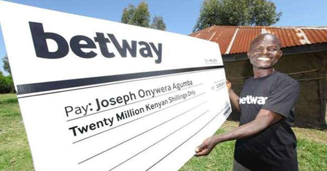 Мужчина выиграл 20-миллионный джекпот после того, как его бросила жена