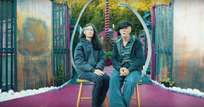 Эта пара потратила 24 года жизни, чтобы создать рай на земле...