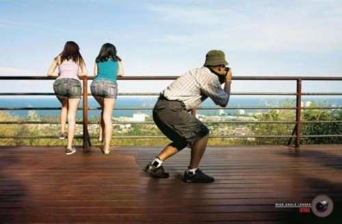 Яркие примеры креативной рекламы (17 фото)