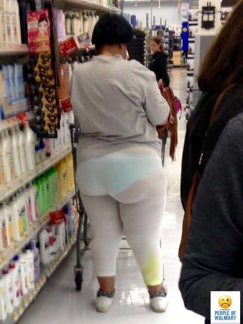 Чудаки и чудачества в Walmart (16 фото)