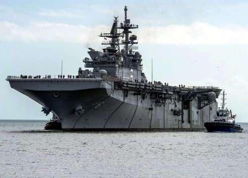 Топ-25: самые большие в истории военные корабли