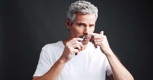 Прекратите выщипывать волосы в носу! Это может быть смертельно опасно