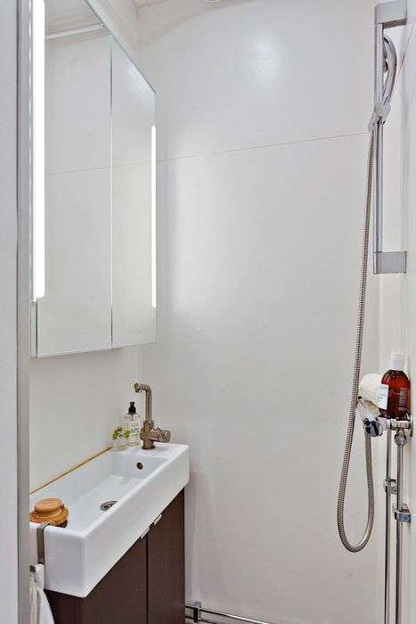 Площадь этой квартиры всего 13 квадратных метров. Но она гораздо комфортней, чем многие дома!