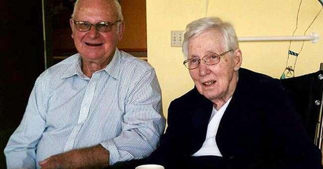 Супруги, пробывшие в браке 63 года, умерли с разницей в нескольких минут