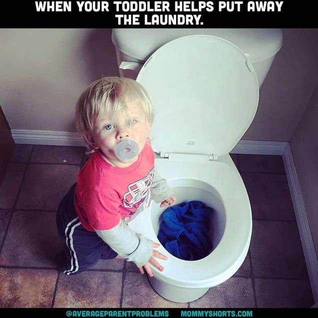 Известный блогер показывает, каково это быть родителем. Смешно и до боли знакомо!