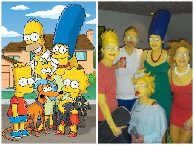 Феноменальное сходство: обычные люди VS герои мультфильмов