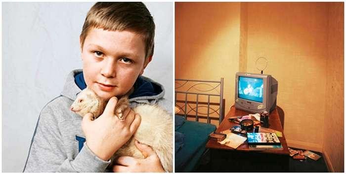 Фотограф снял комнаты детей из разных стран. Вот какую правду показывает этот проект