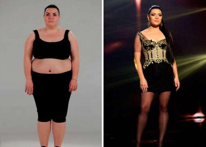 Победители и участники шоу о похудении из разных стран: фотографии до и после. Впечатляет!