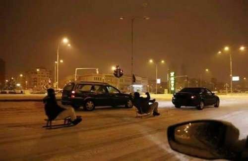 А в России в это время… (22 фото)
