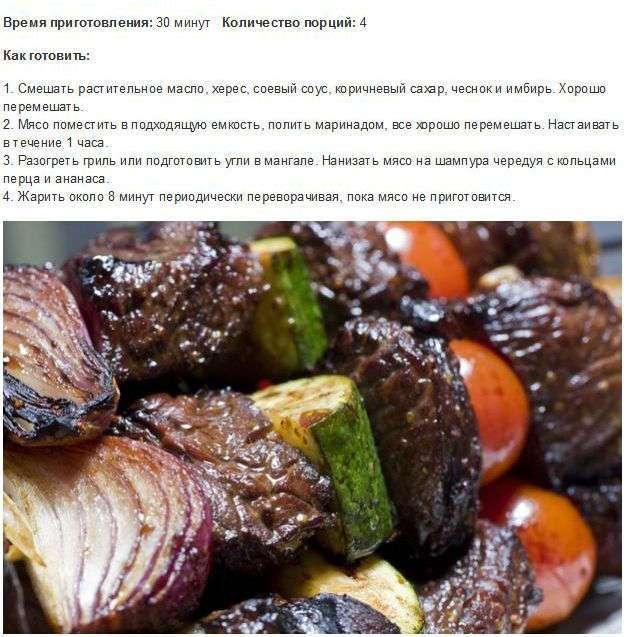 Как приготовить вкусные шашлыки