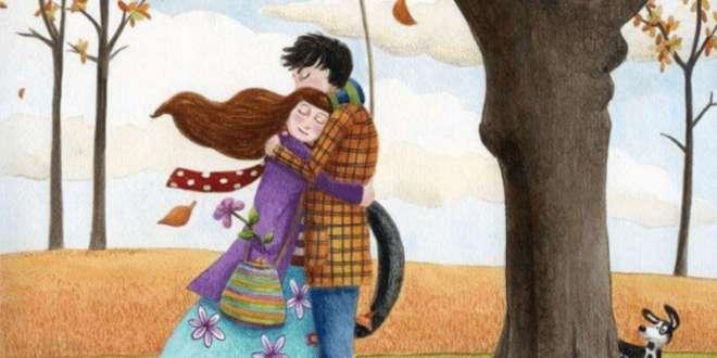 Почему важно обнимать близких
