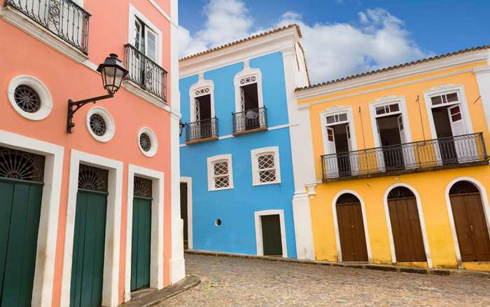 Список самых красочных городов