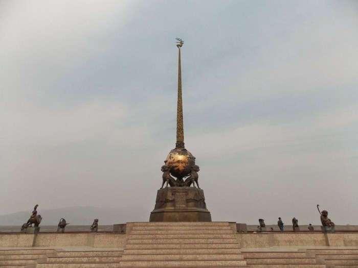Россия или Китай: где же расположен географический центр Азии?