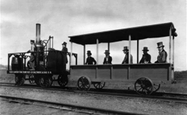 Любопытные факты про поезда