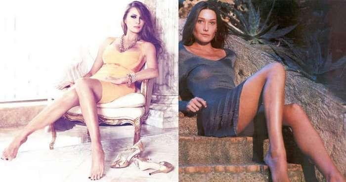 Самые привлекательные первые леди