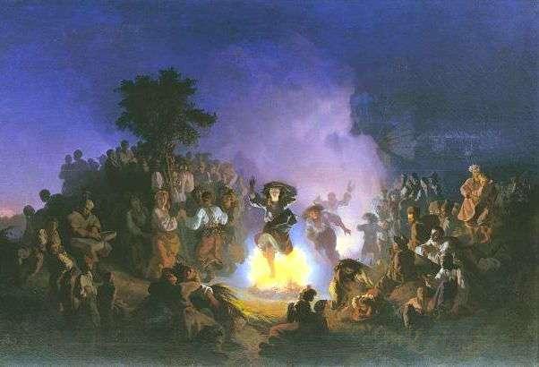 Как в Древней Руси своим отпрыскам объясняли, откуда берутся дети?
