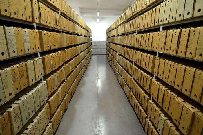 Из секретных архивов КГБ
