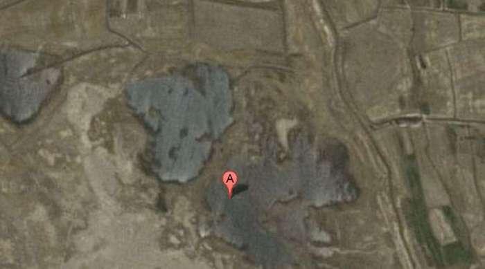 Секретные места на карте, которые тщательно скрываются