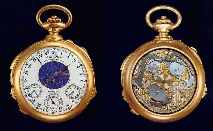 Перечень самых дорогих часов мира
