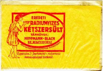 Радиактивные вещи в быту у наших предков