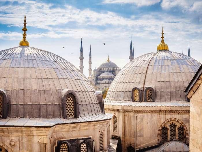 Мечети &8211; настоящие шедевры архитектуры