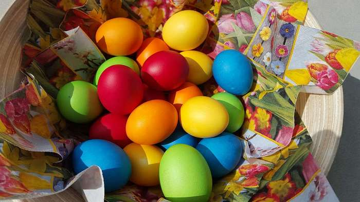 Традиции светлого праздника Пасхи в разных странах