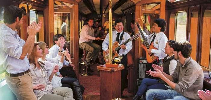 Атмосферные путешествия на самых комфортных поездах мира