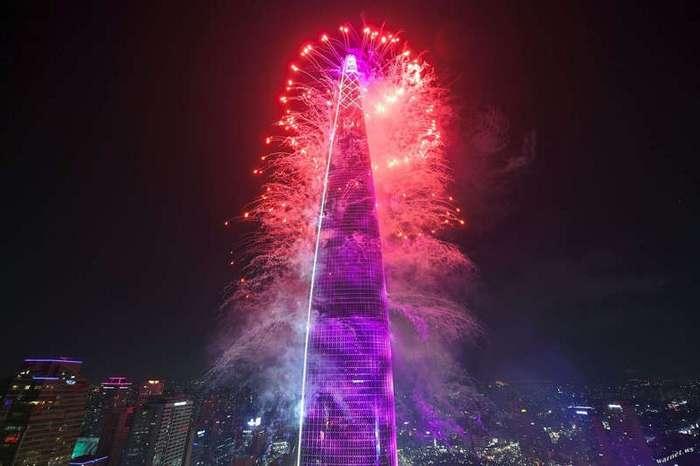 123-этажный небоскреб в Сеуле: взгляд изнутри