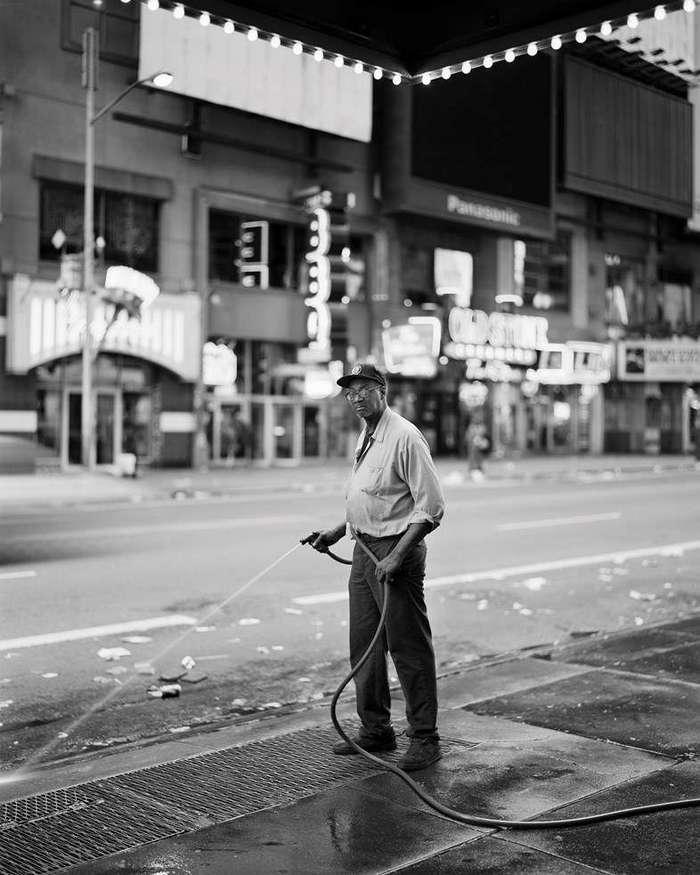«Воскресенье на Манхеттене» в объективе Ричарда Ренальди