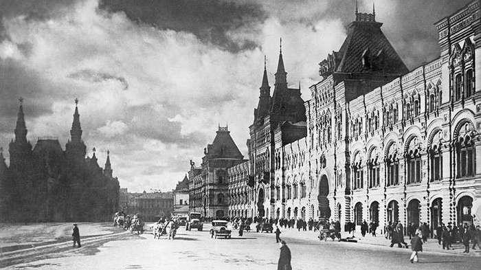 История квартир с видом на Красную площадь