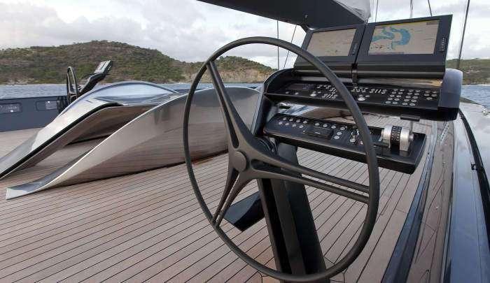 Дизайн роскошной яхты за 12 млн.евро