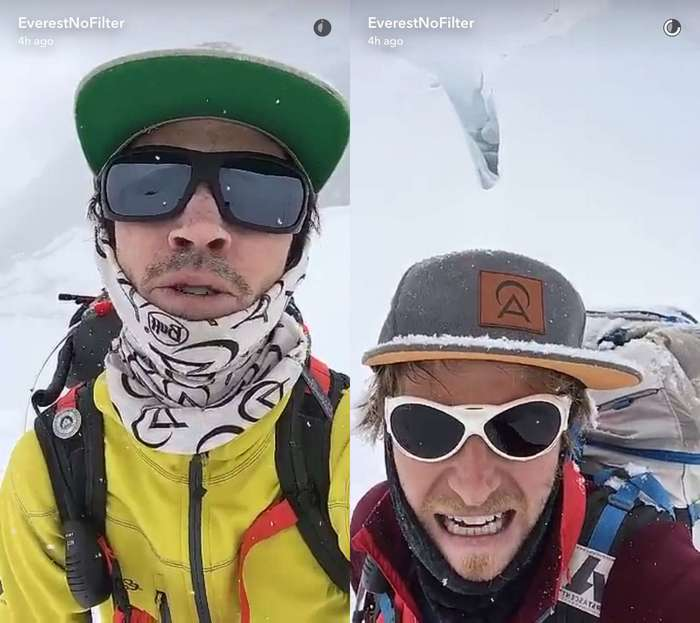 Советы от альпинистов, взобравшихся на Эверест