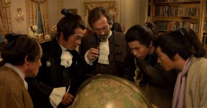 Японцы о России XVIII века