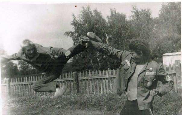 История каратэ в СССР