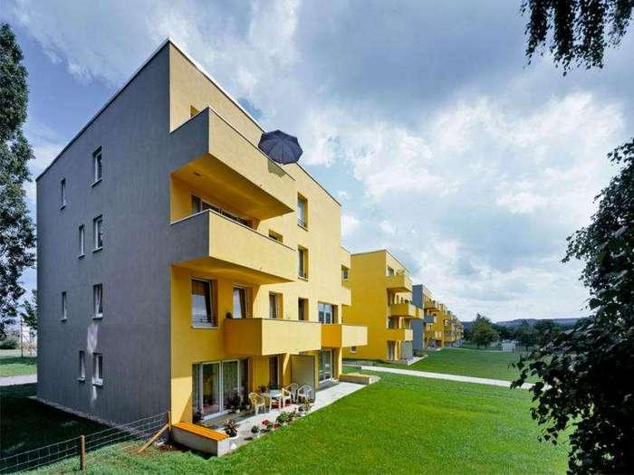Как в Германии переделывают панельные хрущевки