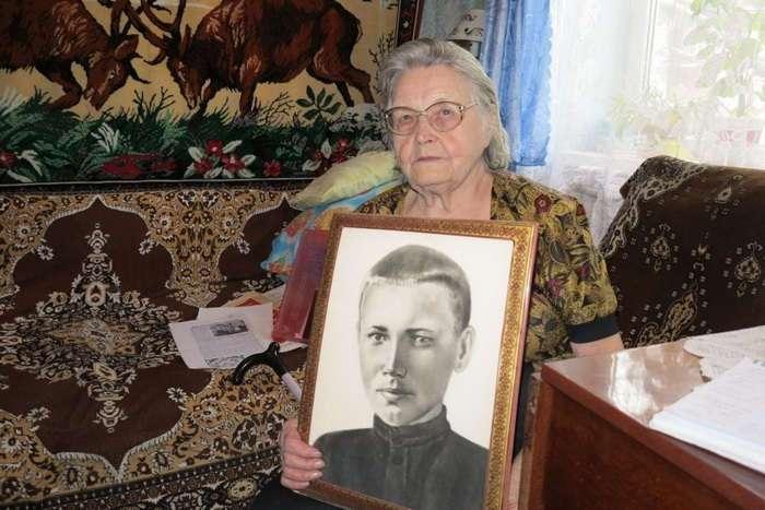 Витя Черевичкин &8211; юноша, расстрелянный нацистами